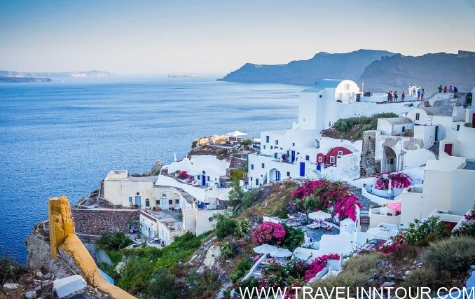 Santorini Village Greece e1564992911781 - 10 Best Honeymoon Destinations In The World