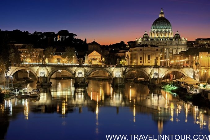 St Peters Basilica Vatican City Rome Italy e1565032950432 - 10 Best Places To Visit Once In A Lifetime