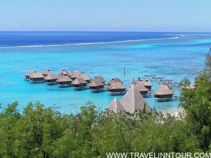 Tahiti Island French Polynesia e1566552257307 - 10 Best Honeymoon Destinations In The World