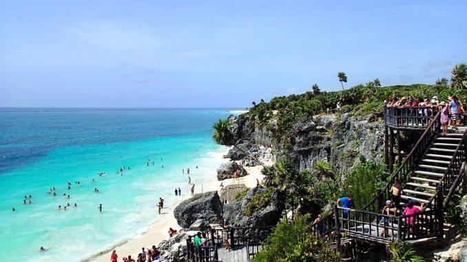 Tulum Mexico Beach, Best Bachelorette Party Destinations