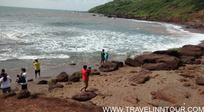 Anjuna Beach, Goa India