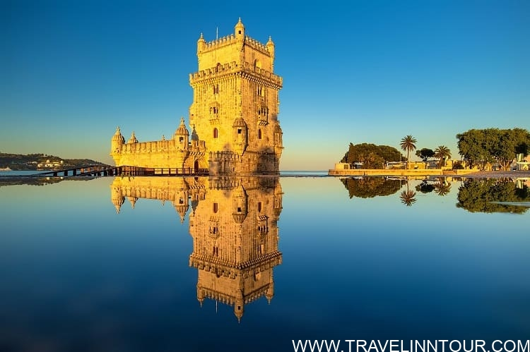 Lisbon Places to visit - Torre De Belem Portugal