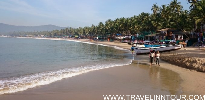 Palolem Beach - beaches in goa for foreigners