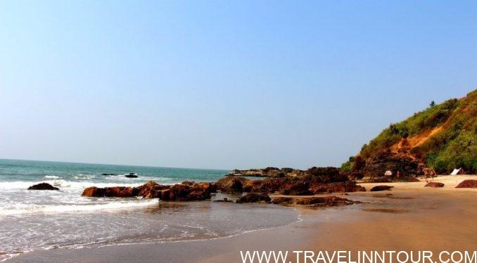 Querim beach Goa India