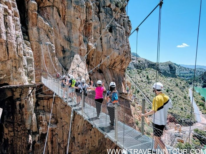 Path Of The King Caminito Del Rey Malaga e1576809372610 - 19 Best Vacation Destinations With Family Around The World