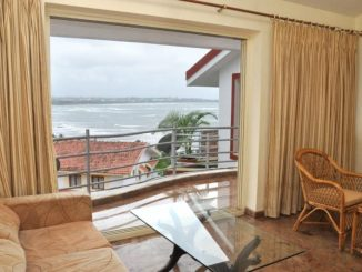 Sea View Villas in Goa for Rent