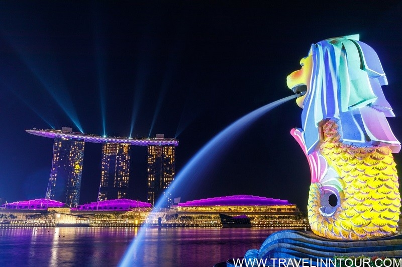 Best Places To Visit In Singapore and Bali