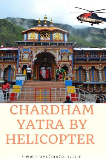 Chardham yatra by helicopter pin - A Guide for Your Chardham Yatra by Helicopter Trip