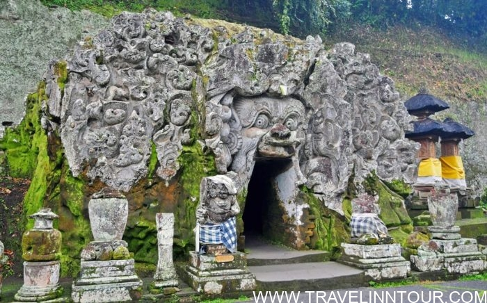 Elephant Cave Goa Gajah Gianyar e1581947091739 - 12 Best Places To Visit In Singapore and Bali