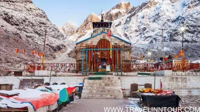 Kedarnath Temple during Winter e1581776003755 - A Guide for Your Chardham Yatra by Helicopter Trip