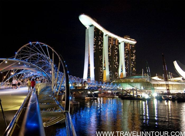 Singapore Marina Bay e1581944115639 - 12 Best Places To Visit In Singapore and Bali