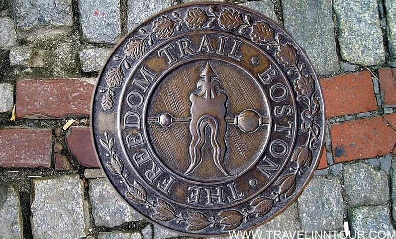 Boston freedom trail - Boston Travel Guide