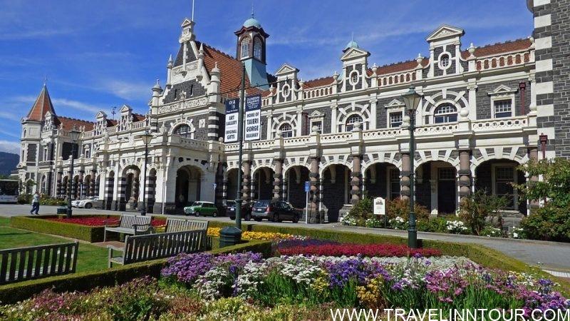 Dunedin, Land Mark Railway Station