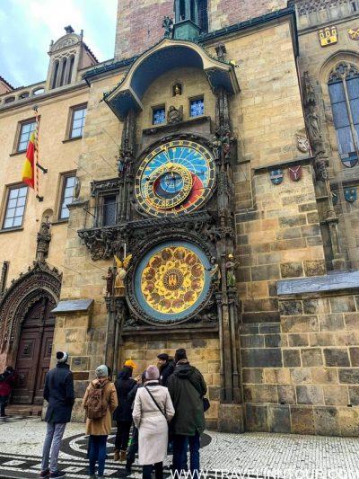 Huge Astronomical Clock