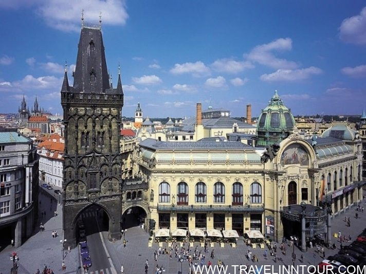Powder Tower min - Prague Travel Guide