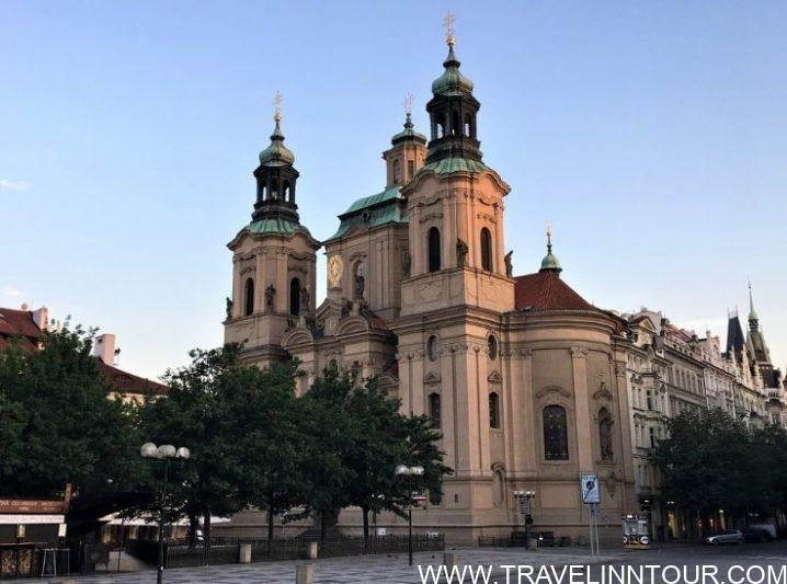 St Nicholas Cathedral - Prague Travel Guide