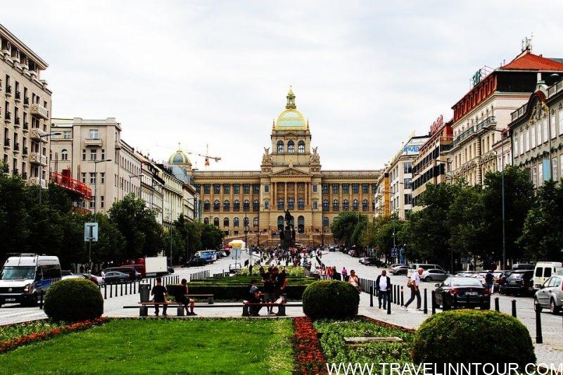 Wenceslas Square e1583867156430 - Prague Travel Guide