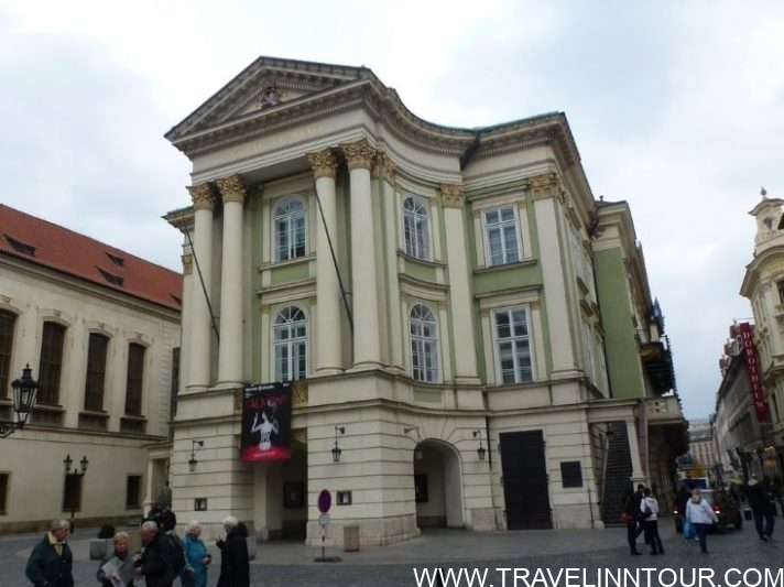 estates theatre prague min - Prague Travel Guide