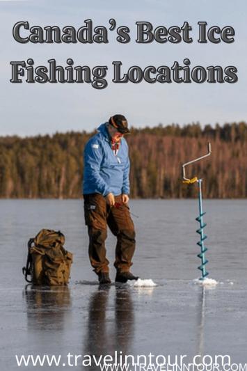 Canadas Best Ice Fishing Locations