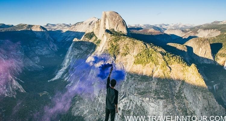 Glacier Point Yosemite Valley United States 1