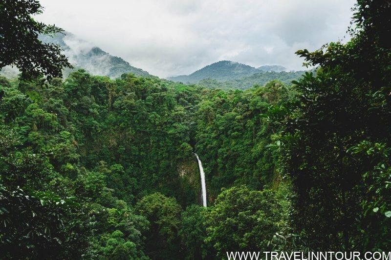 La Fortuna Waterfall - Arenal, Costa Rica