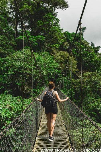 Mistico Arenal Hanging Bridge