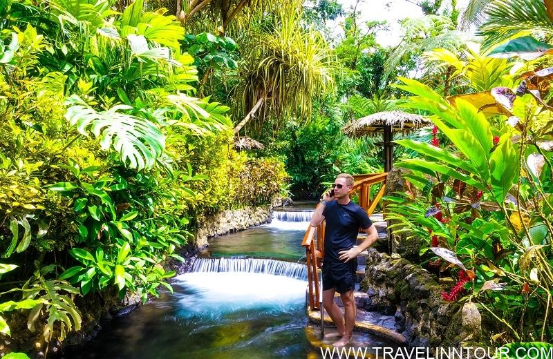 Tabacon Resort in Costa Rica