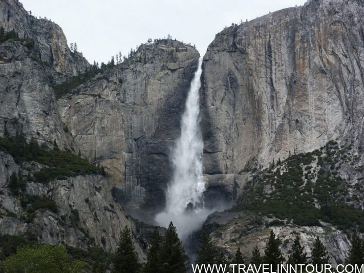 Yosemite Bridalveil Fall