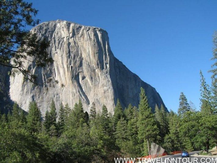 Yosemite El Capitan Mountain