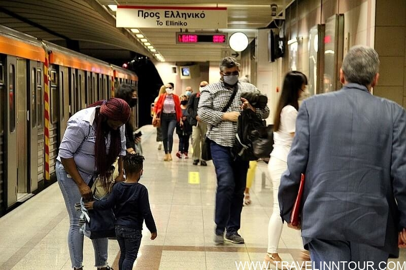 Athens Metro - Athens Travel Guide, Simple Guidance For You