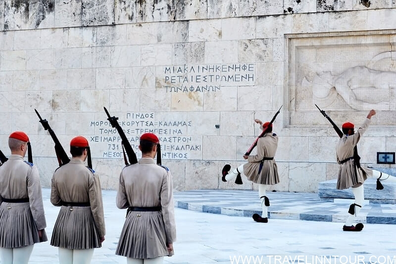 Changing Of The Guard Greek Parliament - Athens Travel Guide, Simple Guidance For You