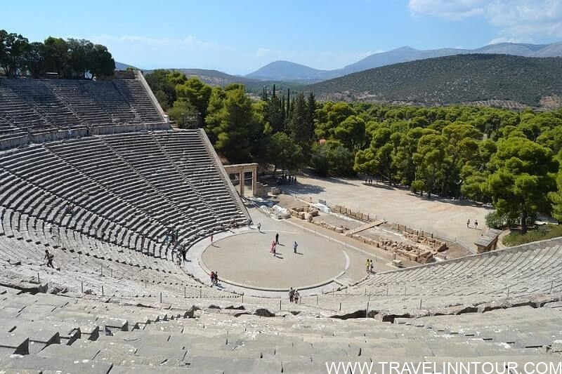Epidaurus Amphitheater - Athens Travel Guide, Simple Guidance For You