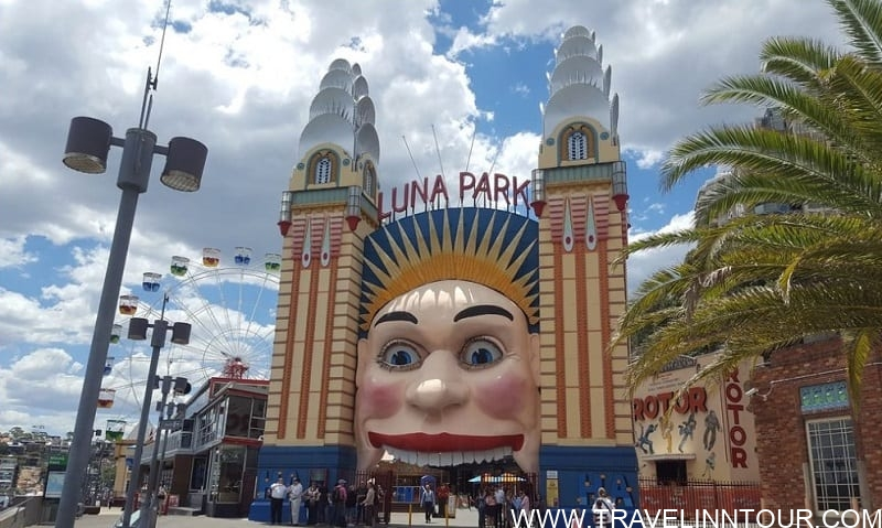Luna Park - The Ultimate Travel Guide To Sydney, Australia