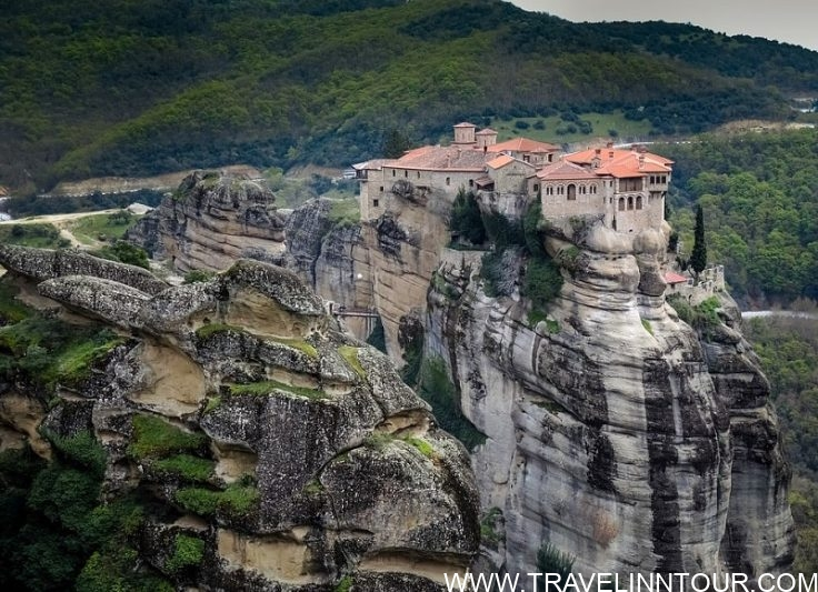 Meteora Greece Monastery - Athens Travel Guide, Simple Guidance For You