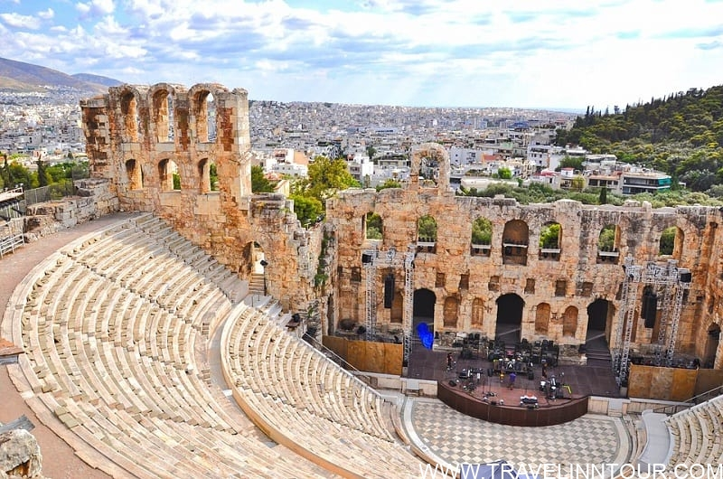 Odeum of Herodes - Athens Travel Guide, Simple Guidance For You