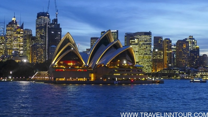 Opera Sydney Australia 1 - Top 10 Travel Destinations For Weed Lovers