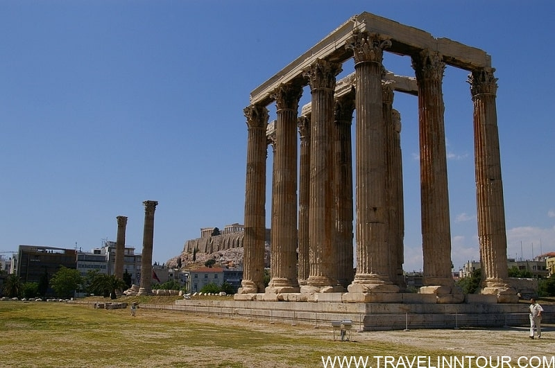 Temple of Olympian Zeus - Athens Travel Guide, Simple Guidance For You