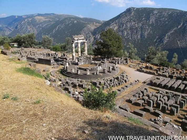 The Antique Temple 1 - Athens Travel Guide, Simple Guidance For You