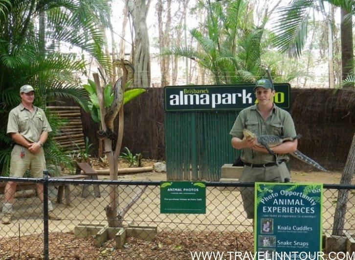 Alma Park Zoo - Brisbane Travel Guide | Exploring Brisbane, Australia