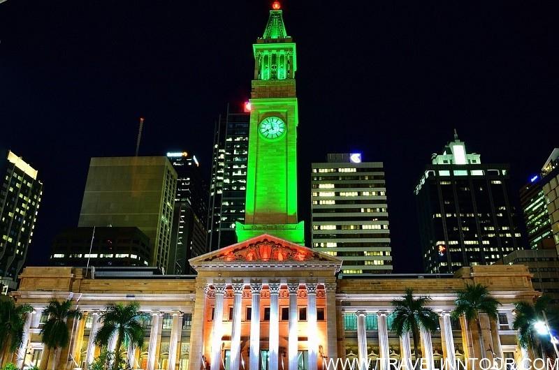 Brisbane Australia Cityhall