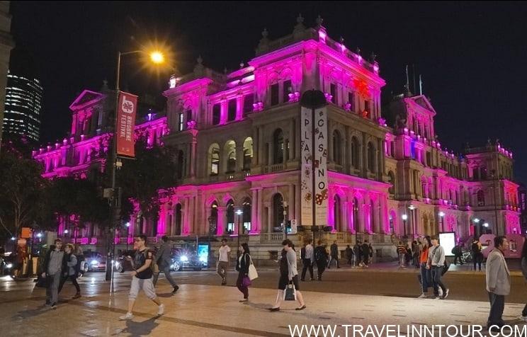 Conrad Treasury Casino - Brisbane Travel Guide | Exploring Brisbane, Australia