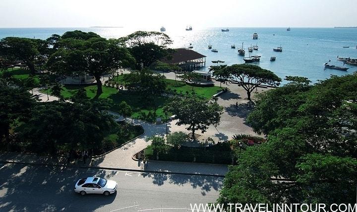 Forodhani Gardens - Stone Town, Intrigues Of The Zanzibar