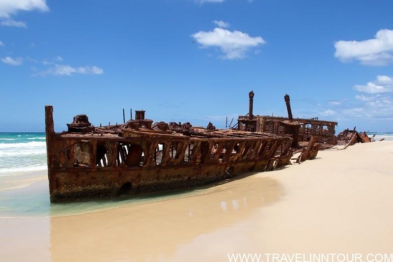Fraser Island in Queensland Australia