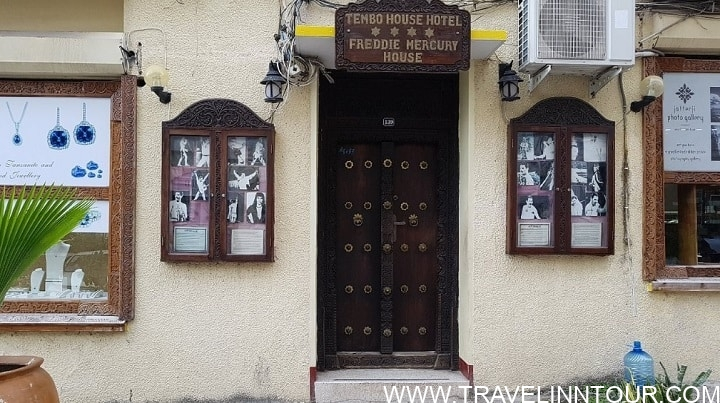 Freddy Mercurys House - Stone Town, Intrigues Of The Zanzibar