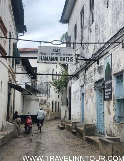 Hamamni Persian Baths - Stone Town, Intrigues Of The Zanzibar