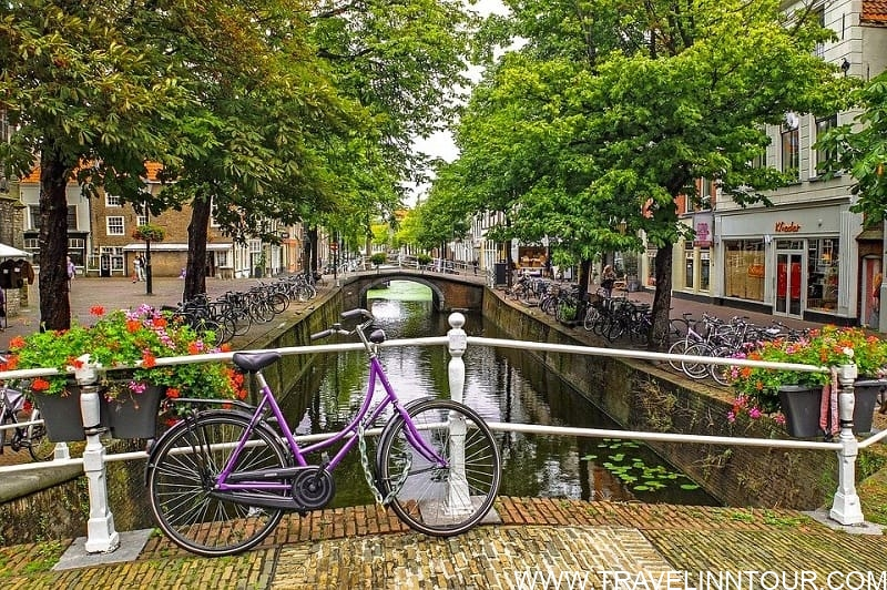Netherlands - Top 10 Travel Destinations For Weed Lovers