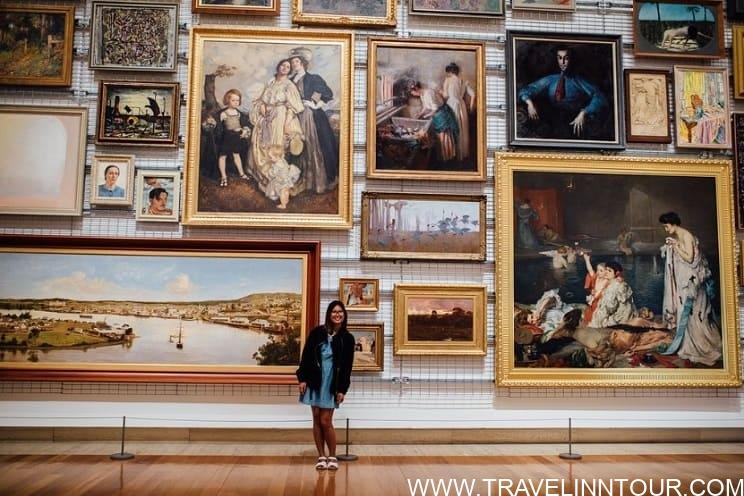Queensland Art Gallery - Brisbane Travel Guide | Exploring Brisbane, Australia