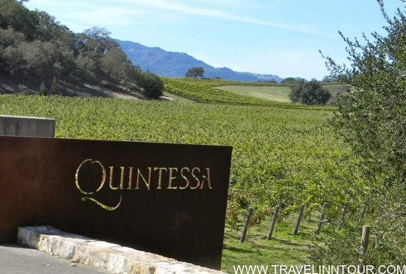 Quintessa Wine Estate Saint Helena - 5 Best Wineries In USA To Visit - US Wine Tours