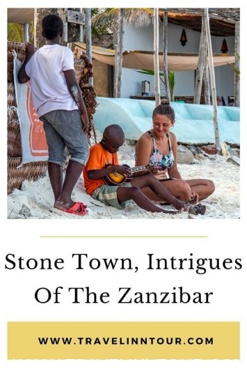 Stone Town Intrigues Of The Zanzibar 1 - Stone Town, Intrigues Of The Zanzibar