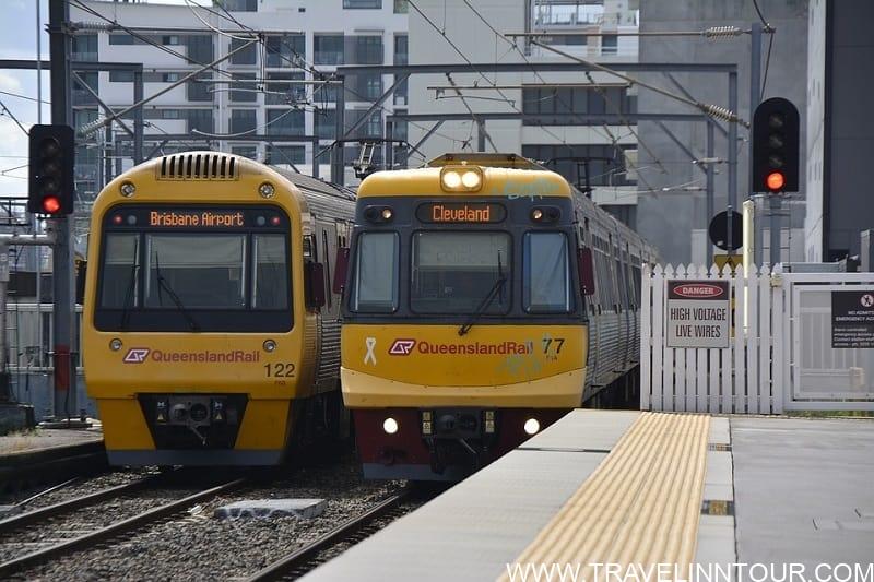 brisbane rail - Brisbane Travel Guide | Exploring Brisbane, Australia